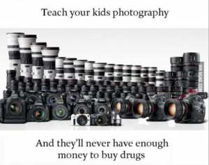 Teach your kids...